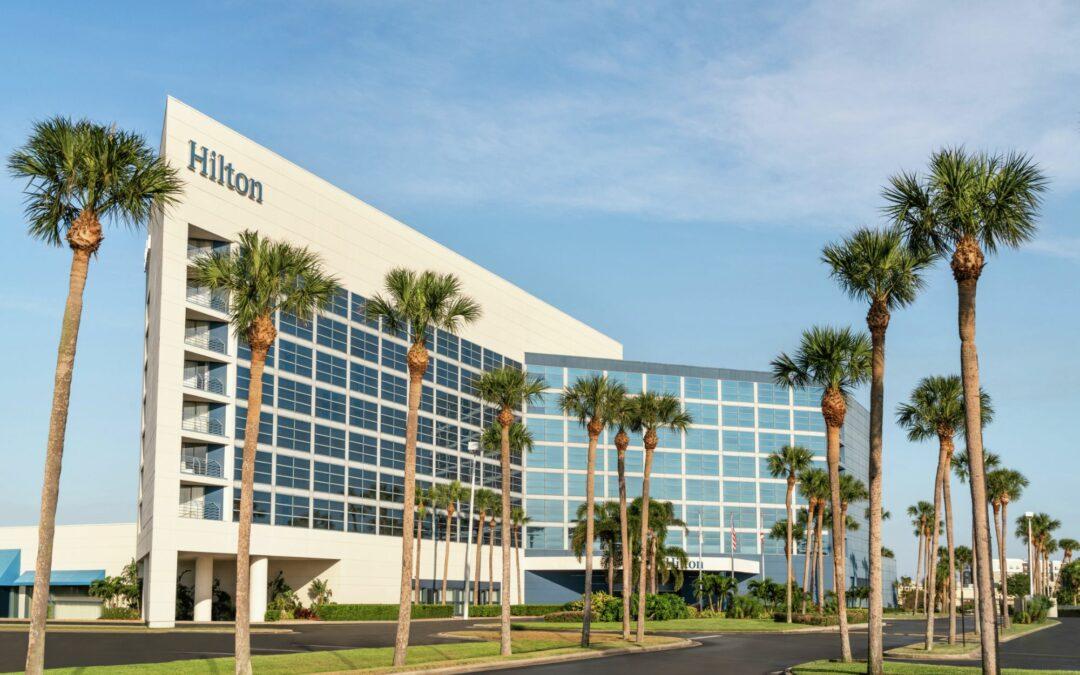 Hilton Hotel, Melbourne, FL